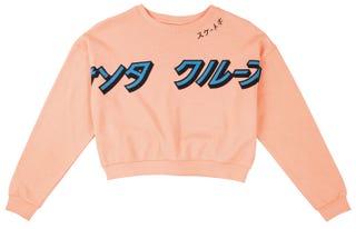 Santa Cruz Yoshimi Women's Crew - Peach