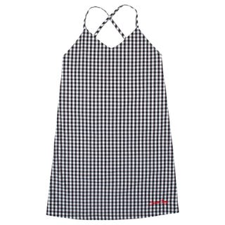 Santa Cruz Debbie Dress Gingham