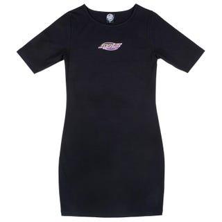 Oval Strip Dress