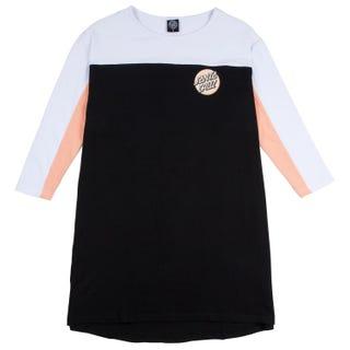 Santa Cruz Clothing for Women - Tracker Dress Black/White