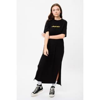 Santa Cruz Dot Group Dress Black