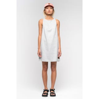 Santa Cruz Coombe Dress Woven Check