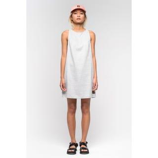 Santa Cruz Coombe Dress Woven Check