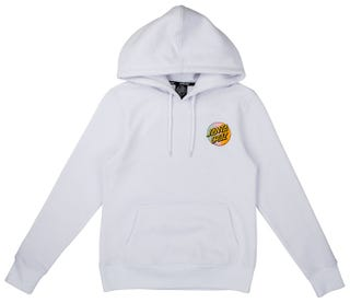 Santa Cruz Japanese Dot Women's Hood - White