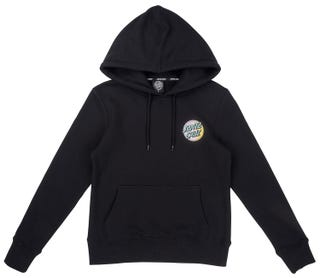 Santa Cruz Japanese Dot Women's Hood - Black