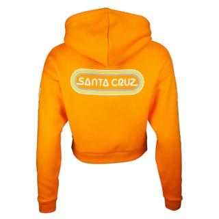 Santa Cruz Woodstock Hoodie Orange