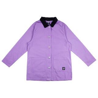 Santa Cruz UK  Williams Chore Jacket Lavender