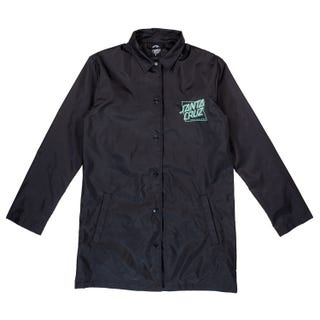 Santa Cruz SC Squared Jacket Black