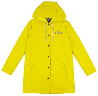 Santa Cruz Splash Jacket for Women - Citrus Yellow