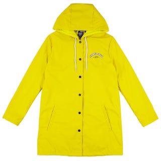 Santa Cruz Splash Jacket for Women - Citrus Yellow