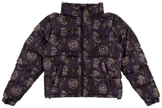 Santa Cruz Gateway Quilted Jacket for Women - Black