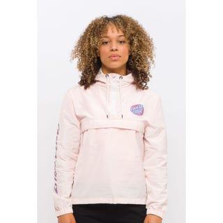 Santa Cruz Coiled Dot Jacket Soft Pink