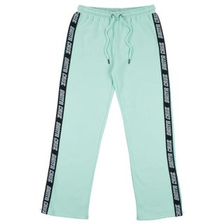 Santa Cruz Clothing for Women - Webber Sweatpants Ocean Blue
