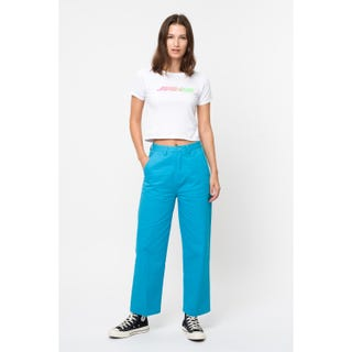 Santa Cruz Nolan Cotton Chinos Aqua