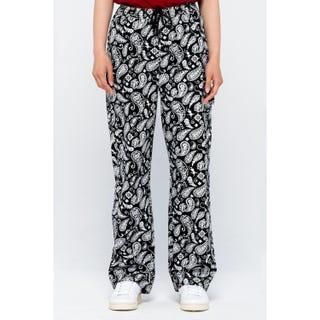 Santa Cruz Coombe Pants Screaming Paisley Print