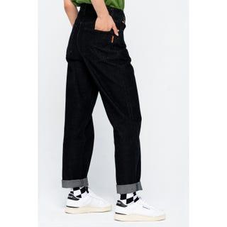 Santa Cruz Classic Dad Jeans Black Wash