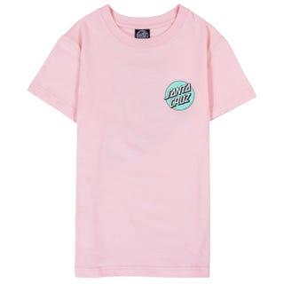 Santa Cruz UK Ladies Screaming Hand Mosaic Pink
