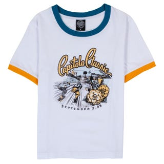Capitola Classic Ringer T-Shirt