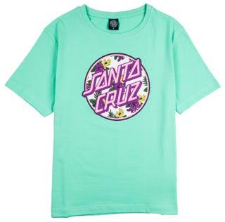 Santa Cruz Vacation T-Shirt for Women - Ocean