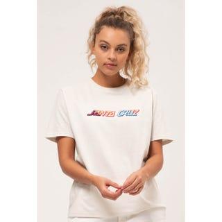 Santa Cruz Clothing UK & EU - Hand Blocker T-Shirt Fog