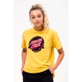 Santa Cruz Clothing Europe - Dot Reflection T-Shirt Bamboo
