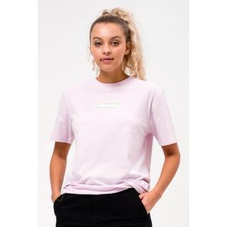Santa Cruz T Shirt - Woodstock T-Shirt Lilac Snow