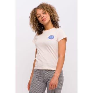 Santa Cruz Coiled Dot T-Shirt Soft Pin