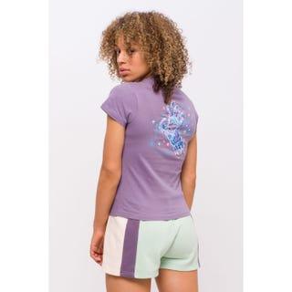 Santa Cruz Crystal Hand T-Shirt Dusk