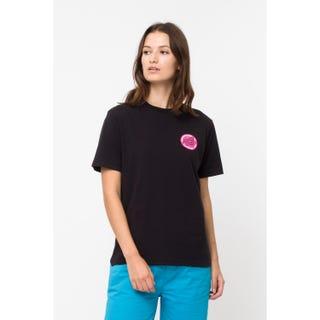 Santa Cruz MFG Dot Women's T-Shirt Black
