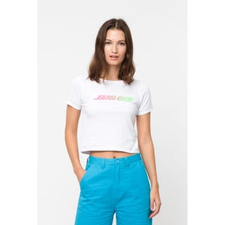 Classic Strip Fade T-Shirt