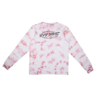 Santa Cruz Japanese Street Strip L/S T-Shirt