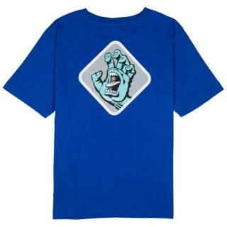 Screaming Hand Badge T-Shirt