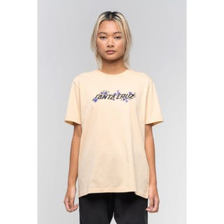 Poppy Strip T-Shirt