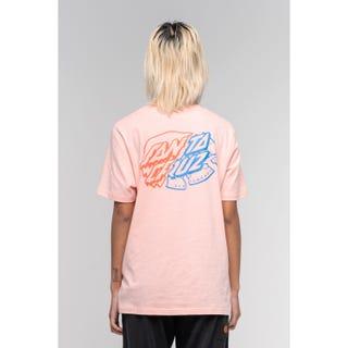 Santa Cruz Universal Dot T-Shirt Blossom