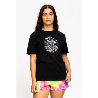 Santa Cruz Cosmic Awakening T-Shirt Black