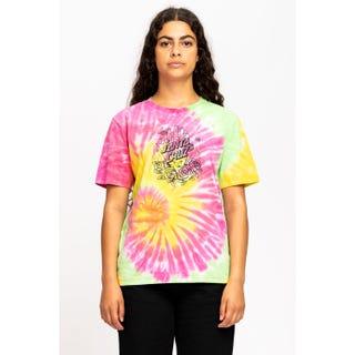 Santa Cruz Cosmic Awakening T-Shirt Psychedelic