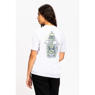 Santa Cruz Scorpio T-Shirt White
