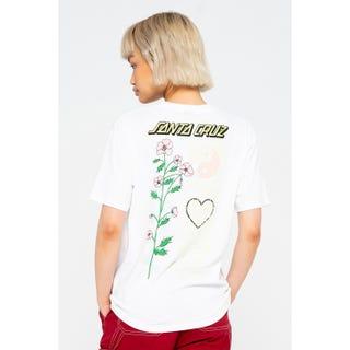 Santa Cruz Alt. Energy T-Shirt White