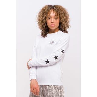 Spangle L/S T-Shirt