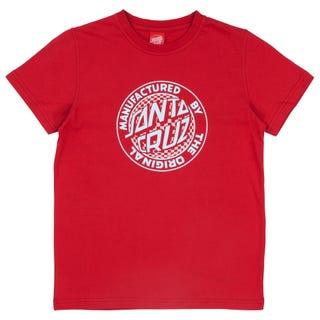Santa Cruz Fisheye MFG Youth T-Shirt Short Sleeve