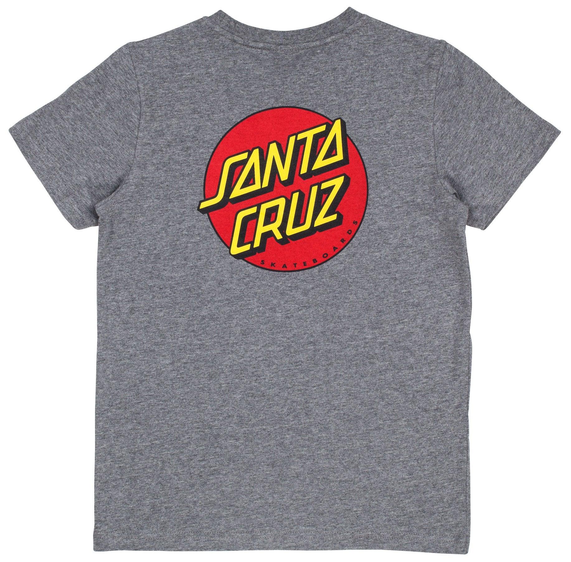 Santa Cruz Skateboards Classic Dot Short Sleeve T-Shirt