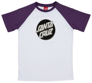 Youth Other Dot Raglan T-Shirt