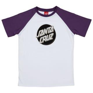 Youth Other Dot Raglan T-Shirt
