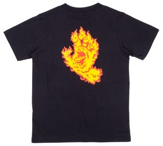 Youth Flame Hand T-Shirt
