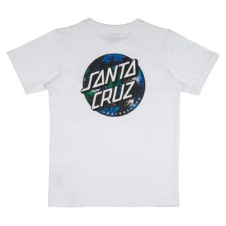 Youth Dot Splatter T-Shirt