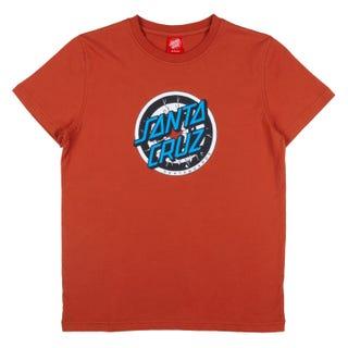 Santa Cruz Youth Rob Target T-Shirt Ketchup