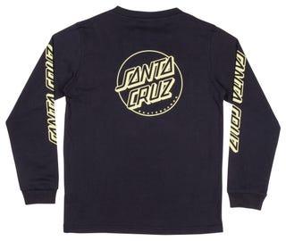 Youth Opus Dot Stripes L/S T-Shirt