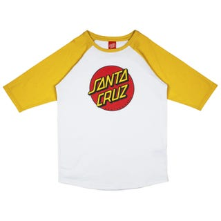 Youth Classic Dot Baseball Top