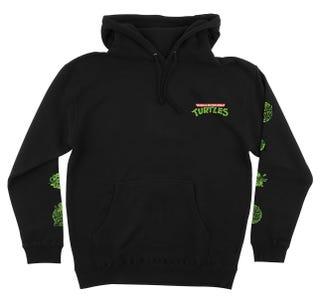 Santa Cruz Clothing - TMNT Mutagen Hooded Sweatshirt Black
