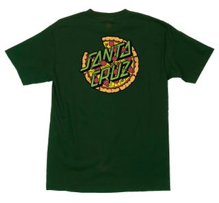 TMNT Pizza Dot T-Shirt